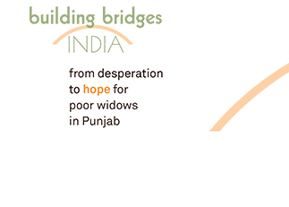 from desperation to hope for poor widow in Punjab